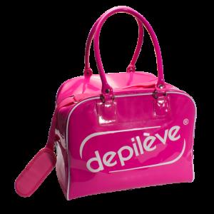 Depileve pink Beauty Bag