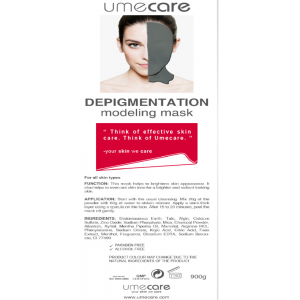 Depigmentation Modeling Mask